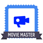 "Badge icon ""Video Camera (2236)"" provided by Luiza Peixe, from The Noun Project under Creative Commons - Attribution (CC BY 3.0)"