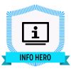"Badge icon ""Information (4901)"" provided by Örn Smári Gíslason, from The Noun Project under Creative Commons - Attribution (CC BY 3.0)"